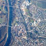 Ich mag deutsche Städte von oben - so schön sinnvoll und dennoch chaotisch aufgebaut