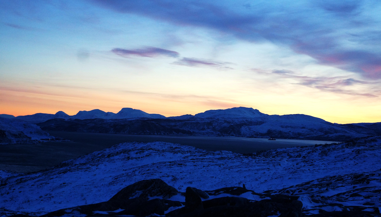 Blick von Berg in Richtung Tag