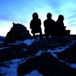 Wir 3 Gipfelstürmer