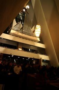 Eismeerkathedrahle - Orgel