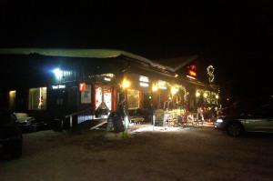 Tankstellenshop in Finnland